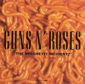 GUNS N' ROSES the spaghetti incident? CD 1993 HARD ROCK
