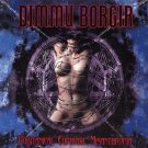 DIMMU BORGIR puritanical euphoric misanthropia CD 2001 SYMPHONIC BLACK METAL