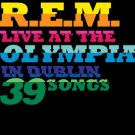R.E.M. live at the olympia 2CD 2009 ALTERNATIVE ROCK