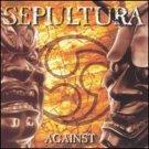 SEPULTURA against CD 1998 HARDCORE THRASH