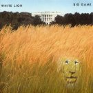 WHITE LION big game CD 1989 HARD ROCK
