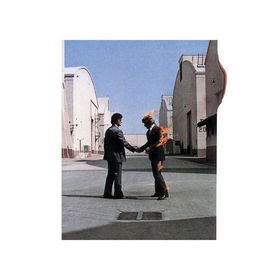 PINK FLOYD wish you were here MINI VINYL CD 1975 PROGRESSIVE ROCK