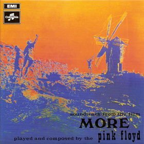 PINK FLOYD more MINI VINYL CD 1969 PROGRESSIVE ROCK