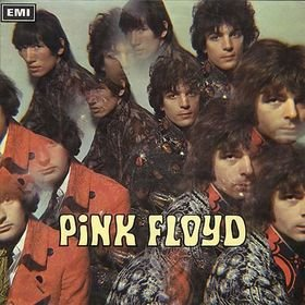 PINK FLOYD the piper at the gates of dawn MINI VINYL CD 1967 PSYCHEDELIC ROCK