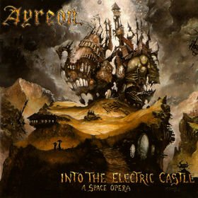 AYREON into the electric castle 2CD 1998 PROGRESSIVE HEAVY METAL