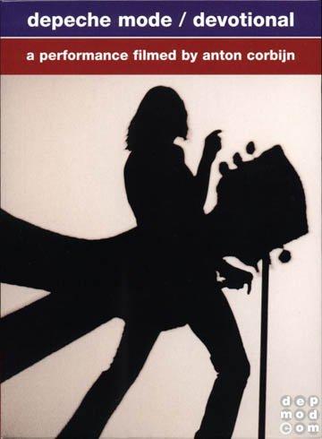DEPECHE MODE devotional 2DVD 1993 ALTERNATIVE ROCK POP