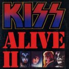 KISS alive II 2CD 1977 HARD ROCK