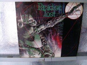 PARADISE LOST lost paradise LP 1993 DEATH DOOM METAL