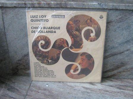 LUIZ LOY QUINTETO Interpreta Chico Buarque LP 1967 BRAZIL JAZZ BOSSA NOVA