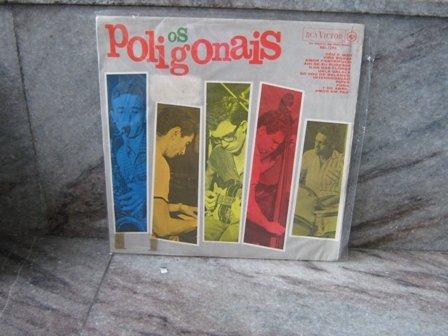 OS POLIGONAIS S/T(1964) LP 1964 BRAZIL JAZZ BOSSA NOVA