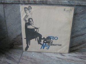 PEDRINHO MATTAR TRIO #3 LP 1966 BRAZIL JAZZ BOSSA NOVA