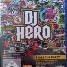 'DJ Hero' Solus Edition for Sony Playstation 2 (PS2)