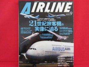 AIRLINE' #315 09/2005 Japanese airplane magazine