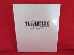 Final Fantasy IX 9 post card book /Playstation, PS1