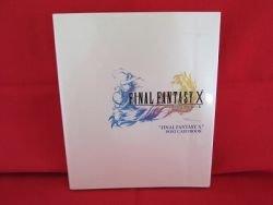 Final Fantasy X Postcard Book /Playstation 2, PS2