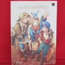 WILD ARMS CHRONICLE : F Material Guide Art Book /Playstation 2, PS2
