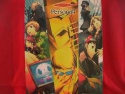 Persona 4 piano sheet music book / Playstation 2, PS2