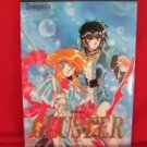 CLUSTER illustration art book /Tamayo Akiyama,CLAMP