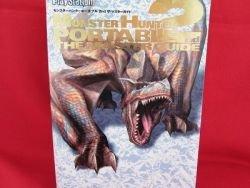 Monster Hunter Portable 2nd master guide book /PSP