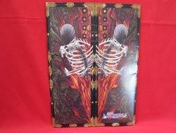 Bleach the movie 'The Hell Verse' memorial guide art book