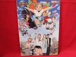 Getsumen Toheiki Mina official fan art book
