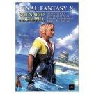 Final Fantasy X 10 Scenario Ultimania perfect strategy guide book
