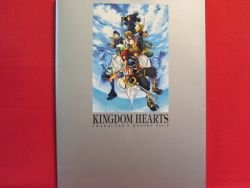 Kingdom Hearts Character's Report #2 art book