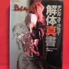 Devil May Cry 'Kaitaishinsho' complete strategy guide book / Playstation 2, PS2