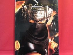 Ninja Gaiden Sigma complete guide book / PS3