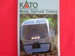 KATO N Gauge N Scale Model train railroad catalog book