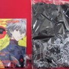 Evangelion Extra Book w/ T shirt LE & Figure