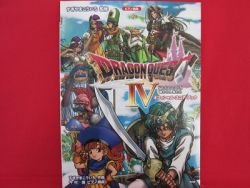 Dragon Warrior (Quest) IV 4 Piano Sheet Music Collection Book