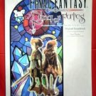DS Final Fantasy Crystal Chronicles Ring of Fates Piano Sheet Music Collection Book