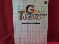 Gran Turismo official data guide book / Playstation,PS1