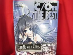 Handle With Care C/On the best official fan art book w/poster *