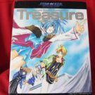 "Star Ocean the second story ""Treasure"" illustration art book / Mayumi Azuma *"