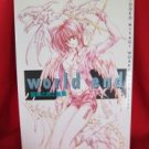 "Tooko Miyagi ""world end"" illustration art book *"