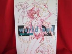 "Tooko Miyagi ""world end"" illustration art book *"