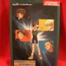 Gundam Wing W encyclopedia data art book w/poster #1