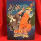 "NARUTO #3 movie ""Guardians of the Crescent Moon Kingdom"" art gude book 2003"