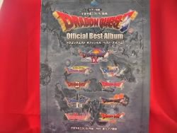 SQUARE-ENIX Dragon Warrior (Quest) Series BEST 62 Piano Sheet Music Collection Book