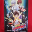 Katekyo Hitman Reborn Band Score Sheet Music Book w/sticker