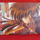 "Rurouni Kenshin (Samurai X) ""Kenshin Zoushi #3"" illustration art book w/card"