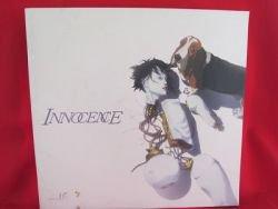 INNOCENCE th movie art guide book /Anime