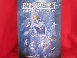 Rahxephon the movie art guide book