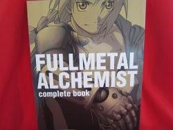 Fullmetal Alchemist complete illustration art book