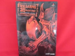 WILD ARMS 2nd Ignition complete strategy guide book