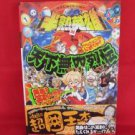 Hanjuku Hero Vs. 3D official strategy guide book /PS2