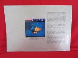 Space Battleship Yamato the movie guide art book