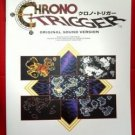 Chrono Trigger Piano Sheet Music Collection Book /SNES *